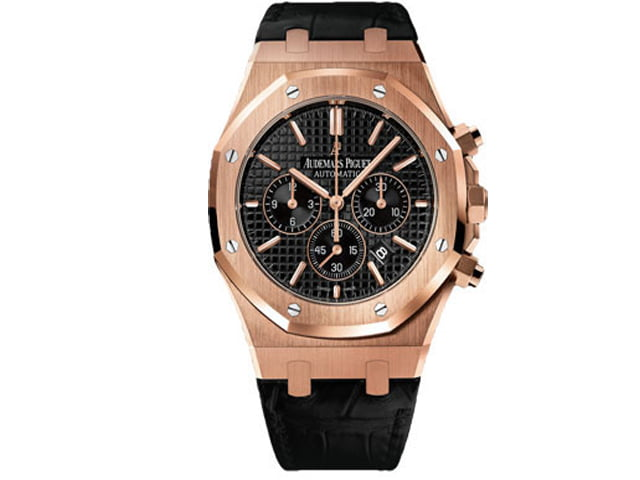 b7a2fd1709dc2 Audemars Piguet Watches – Royal Oak Chronograph 41mm – Pink Gold ...